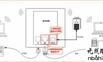 腾达(Tenda)无线路由器如何修改无线名称和密码