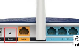 TP-Link路由器登录密码重置、查看WIFI密码教程
