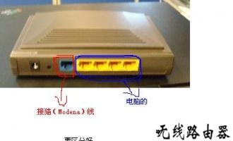无线路由器wan口未连接怎么解决