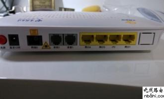 中国电信宽带连接路由器设置方法以及注意事项